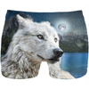 White Wolf and Moonlight Men Underwear