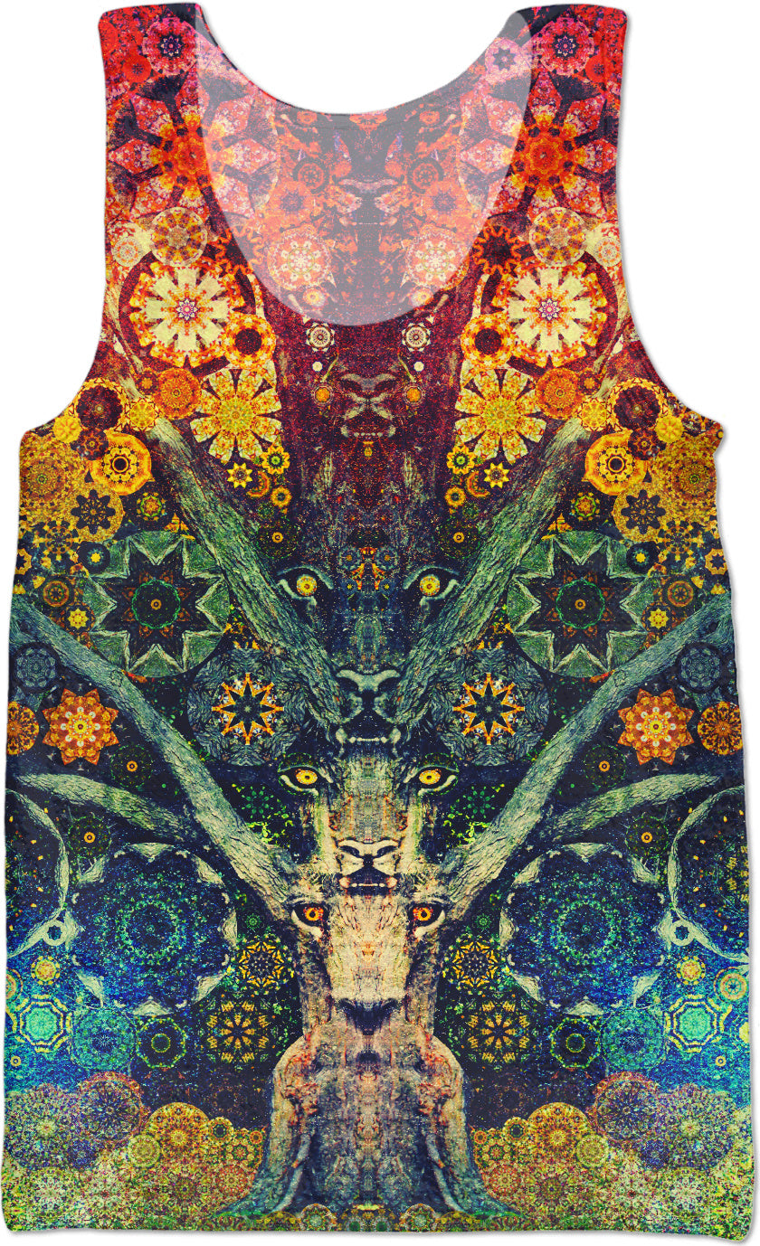 Animal Spirit Tank Top