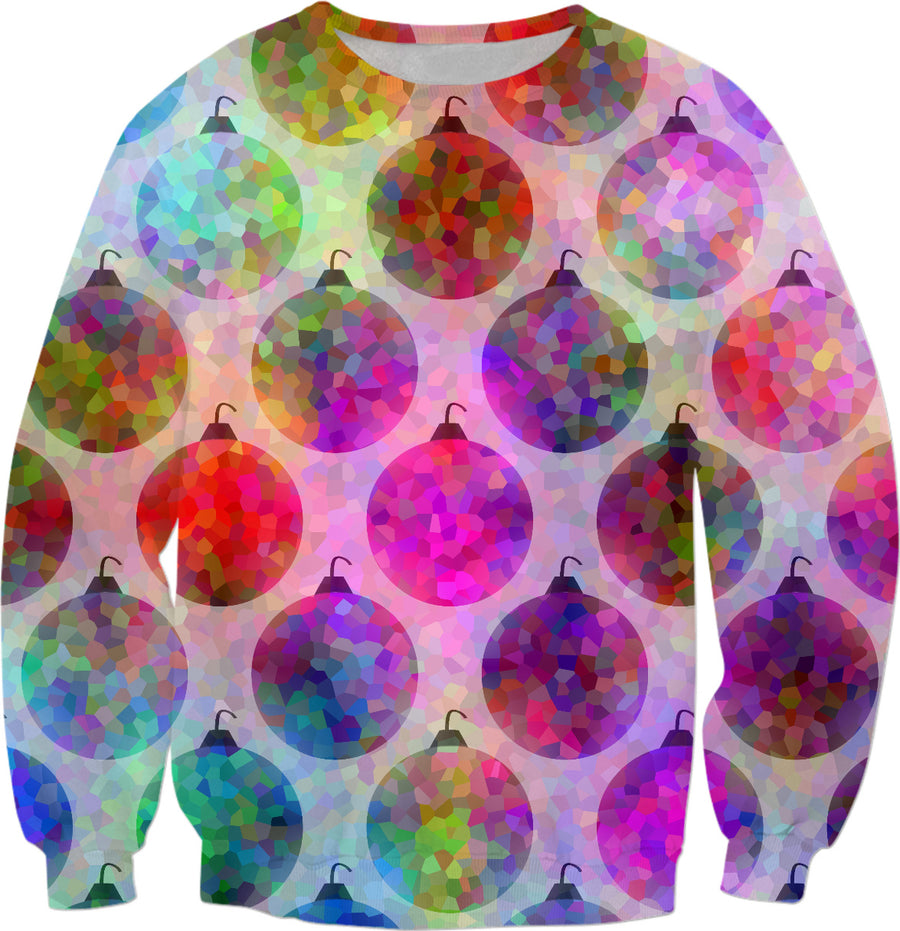 Holiday Colors Sweatshirt