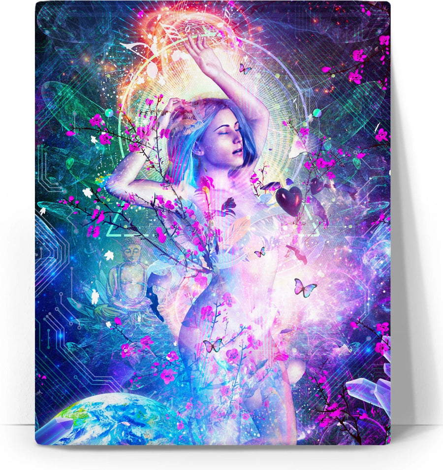 Encounter With The Sublime - Canvas Art