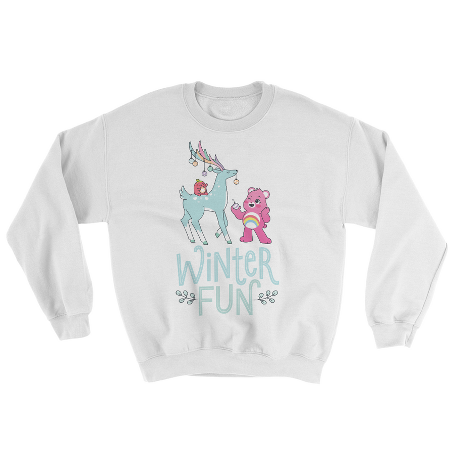 Care Bears Winter Fun Cheer Bear Sweatshirt
