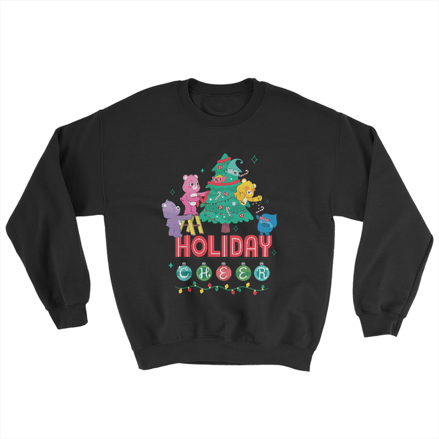 Care Bears Holiday Cheer Christmas Sweatshirt