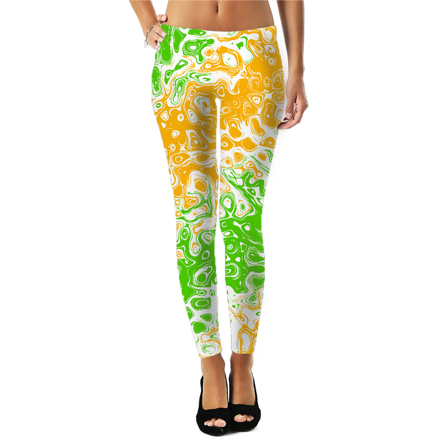 Irish Abstract Leggings
