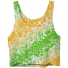 Irish Abstract Crop Top