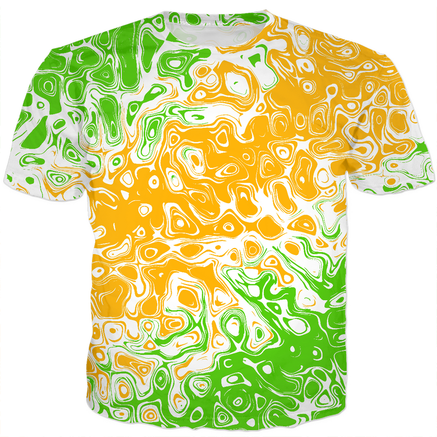 Irish Abstract T-Shirt