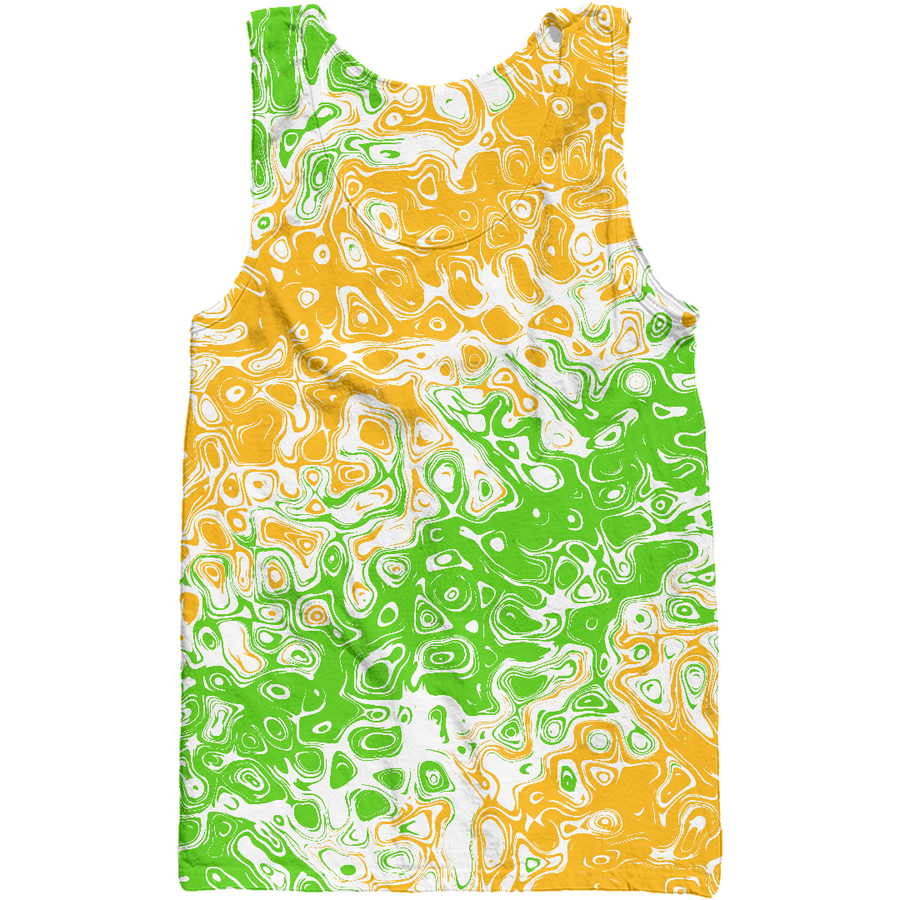 Irish Abstract Tank Top