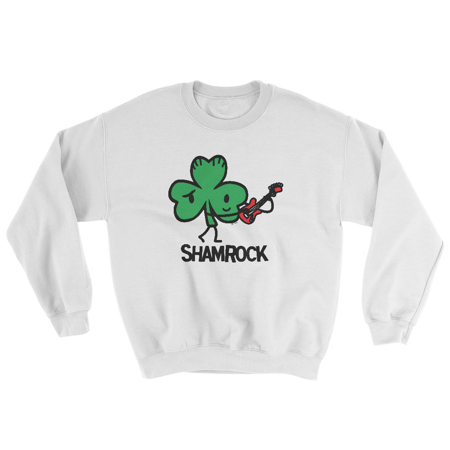 Shamrock St. Paddy's Day Sweatshirt
