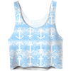 Sail Away Crop Top