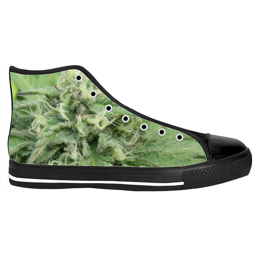 Cannabis Flower ~ Headband Shoes