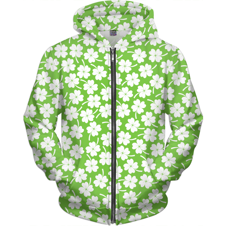 Clovers All-Over!