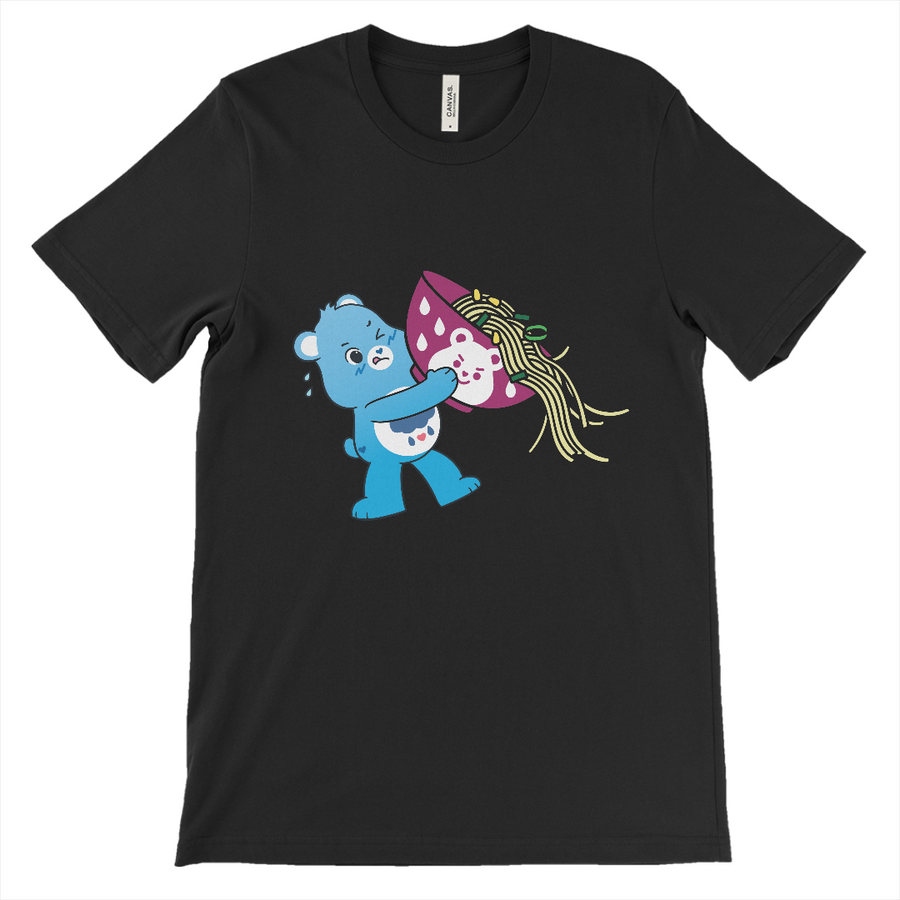 Care Bears Grumpy Ramen Drop T-Shirt