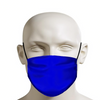 Classic Blue Face Mask