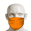 Classic Orange Face Mask