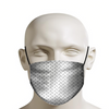 Metal Plate Face Mask
