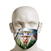 Wild Cats Face Mask