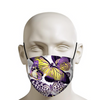 Nonbinary Pride Cluster of Butterflies