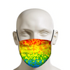 Pride Abstract Face Mask