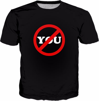 Anti-You T-Shirt - Sarcastic Anti-Social Introvert