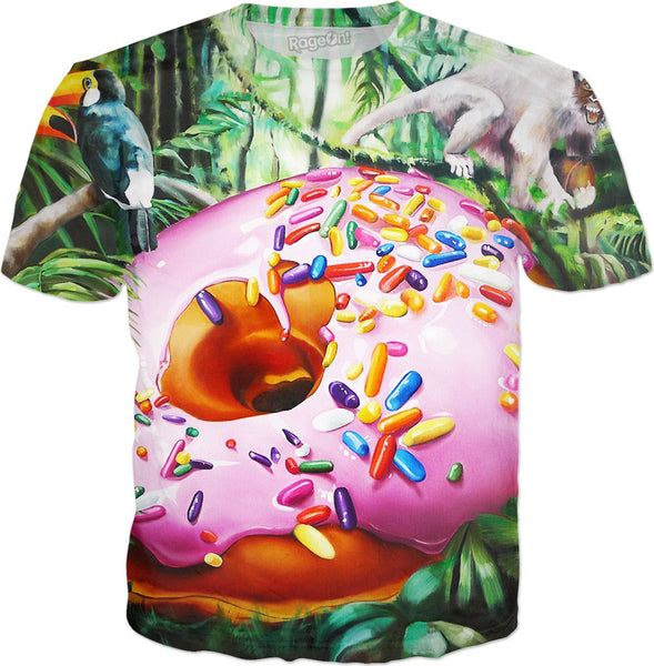 We the Donuts Tshirt