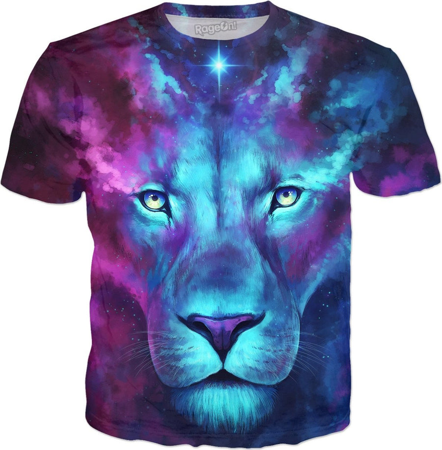 Firstborn Galaxy Lion Shirt
