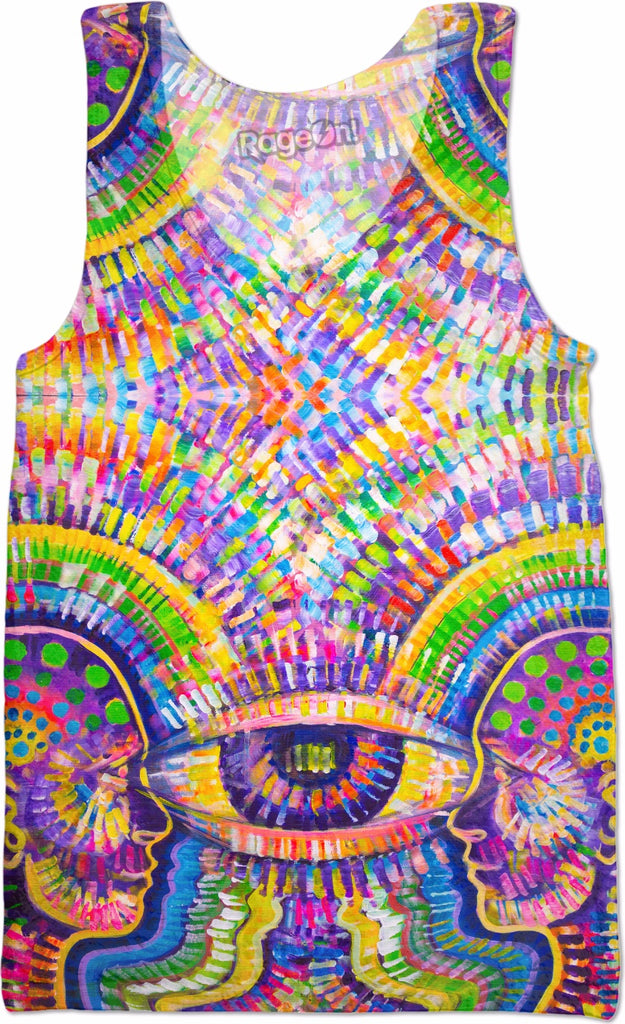 Joined Eye - Men's Tank Top