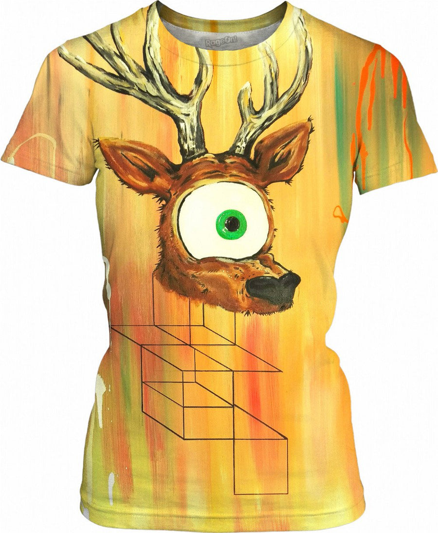 Spirit Animal Sight: Deer T-Shirt