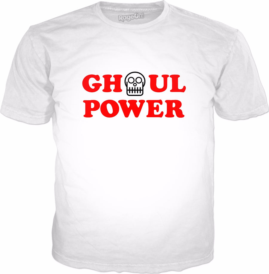 Ghoul Power T-Shirt - Girl Power Halloween Ghost