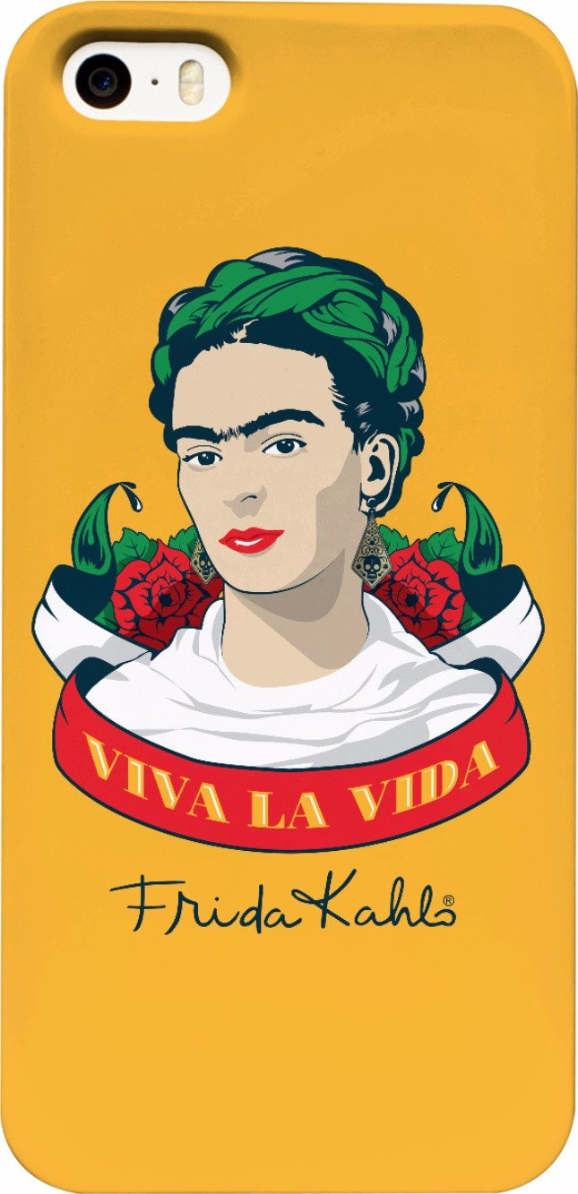 Frida Kahlo Viva la Vida Phone Case