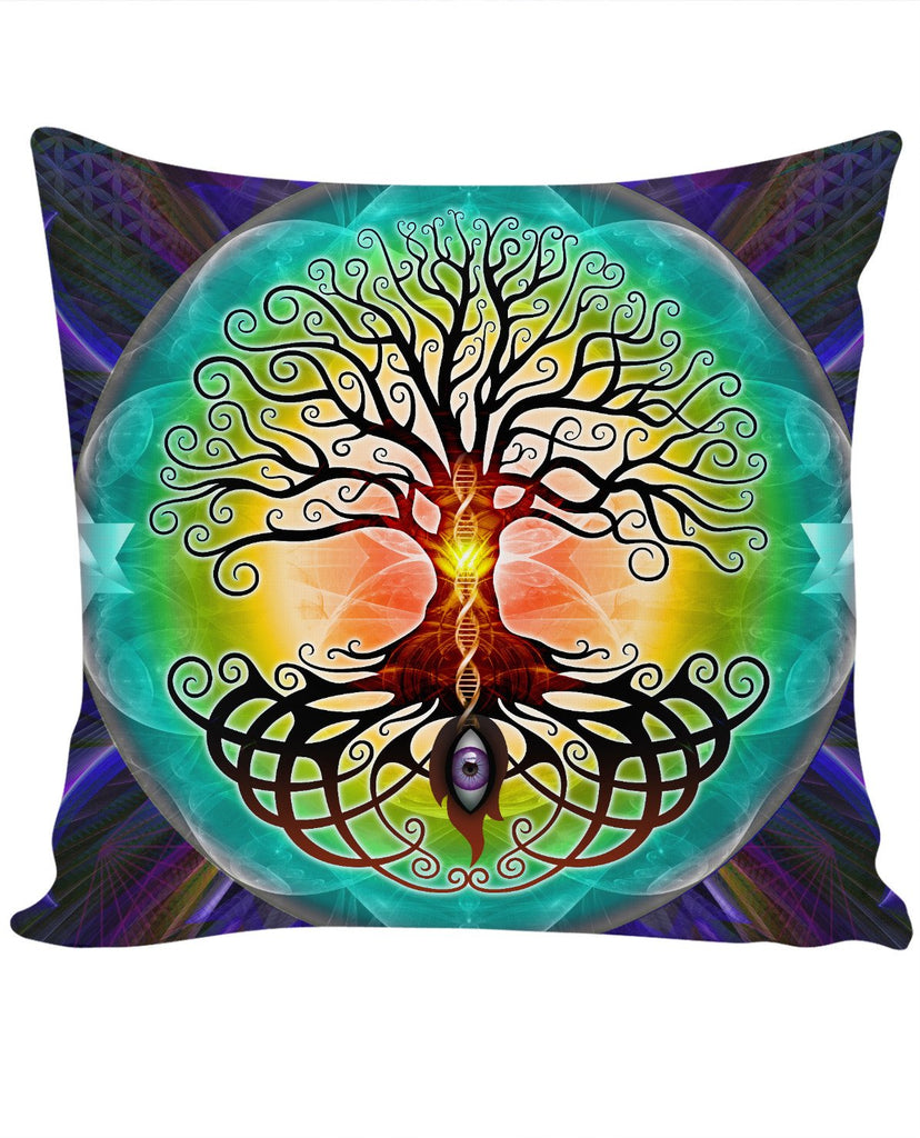 Tree of Life Couch Pillow