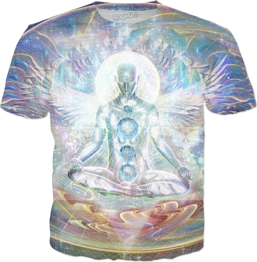 Centre of the universe T-shirt