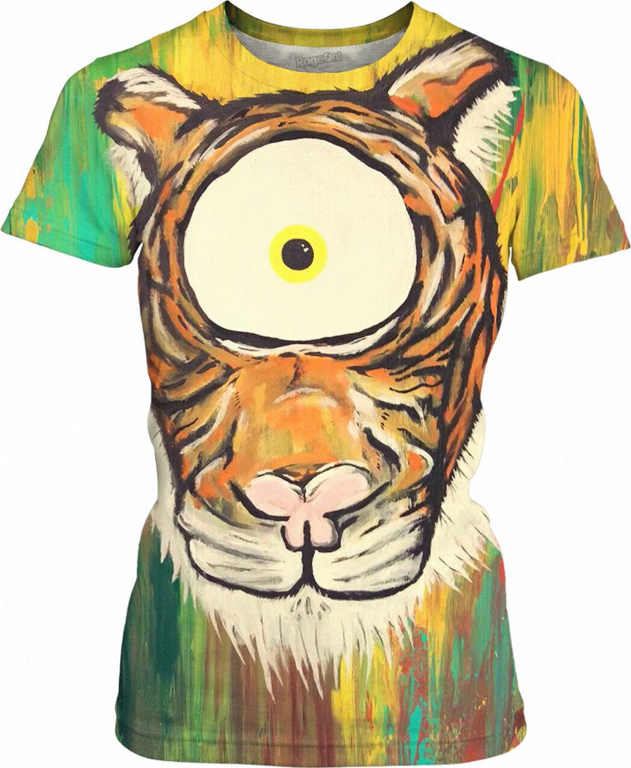Spirit Animal Sight: Tiger T-Shirt