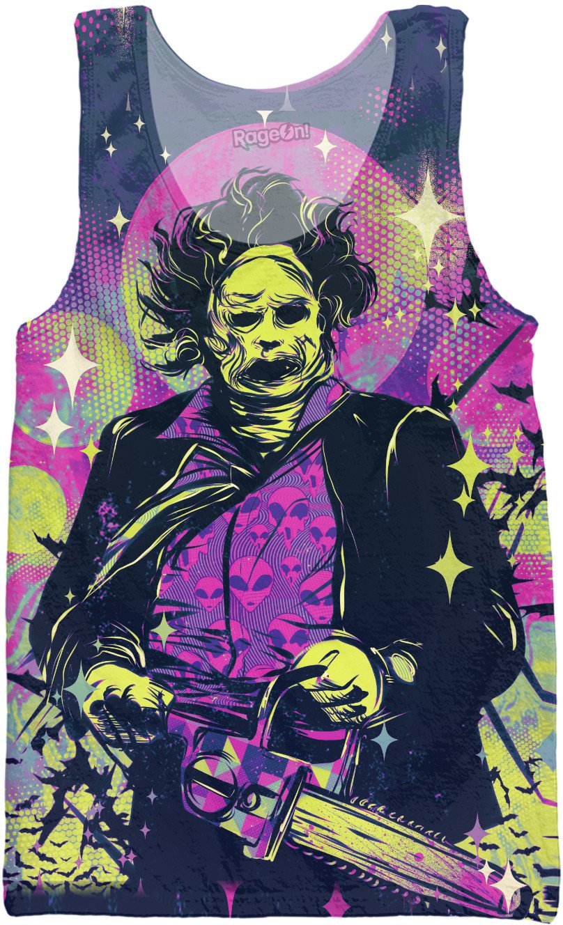 Neon Horror: Leatherface