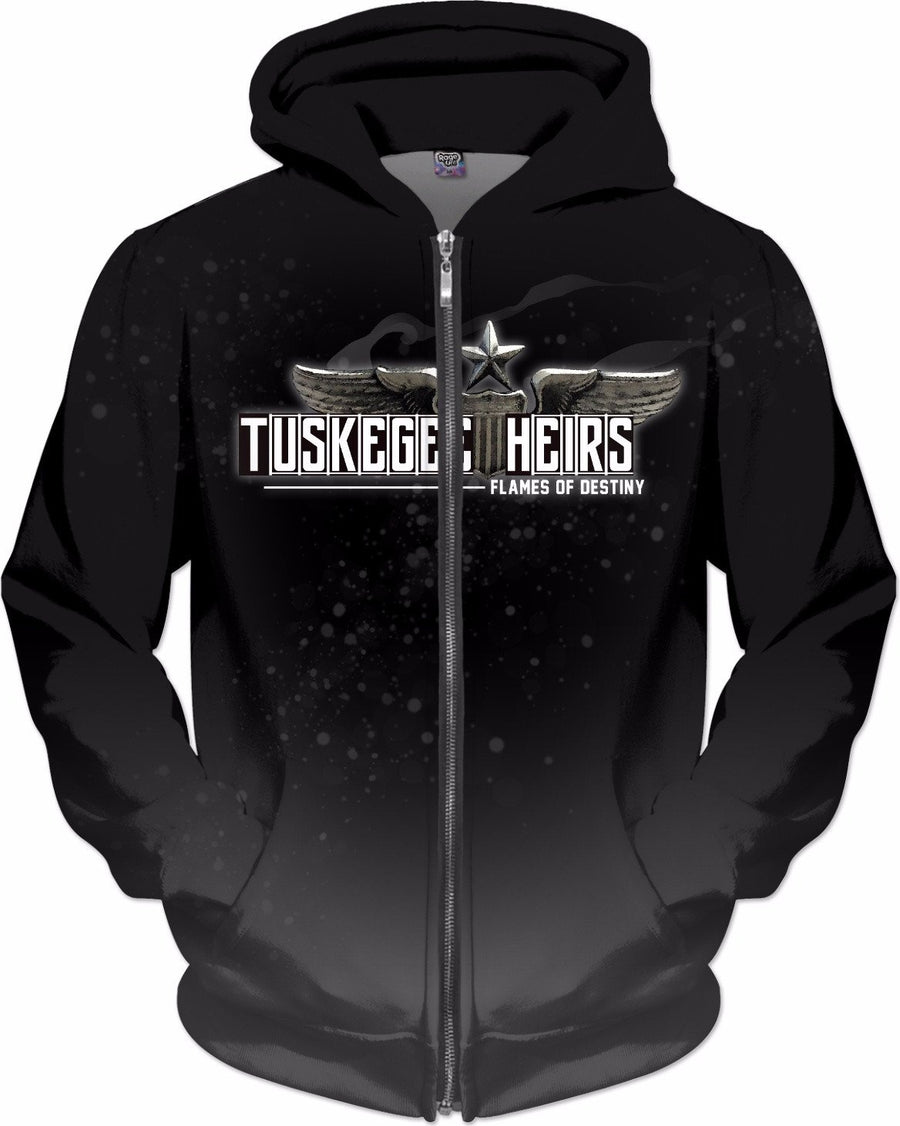 Tuskegee Heirs Wings Logo-Hood