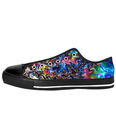 Fractal Acid Shoes