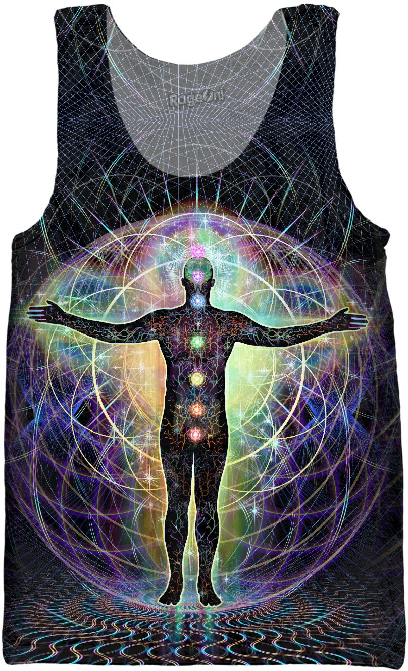interconnected Tank Top