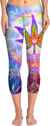 Cannabliss Yoga Pants