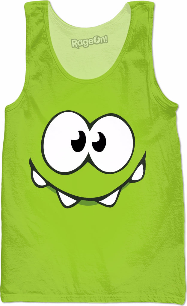 OmNom Face Tank Top