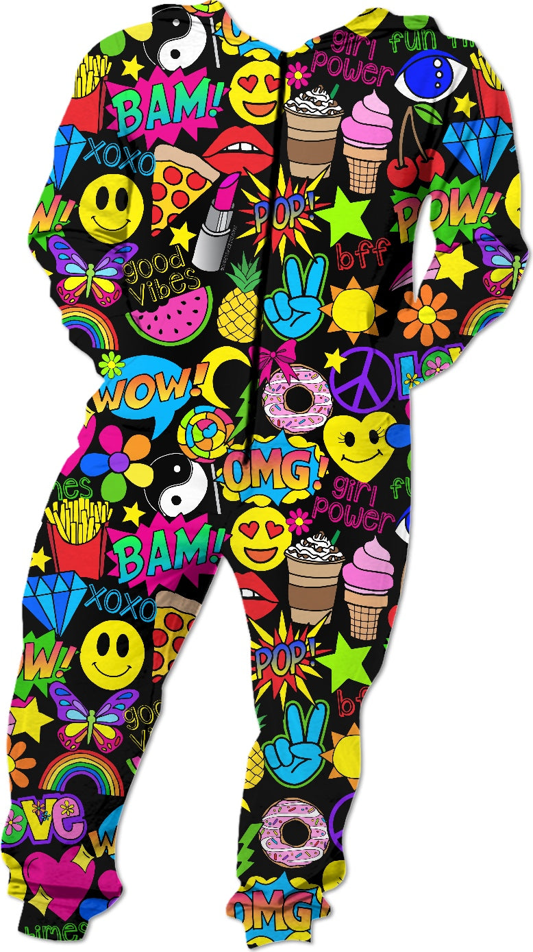 Good Vibes & Fun Times Onesie