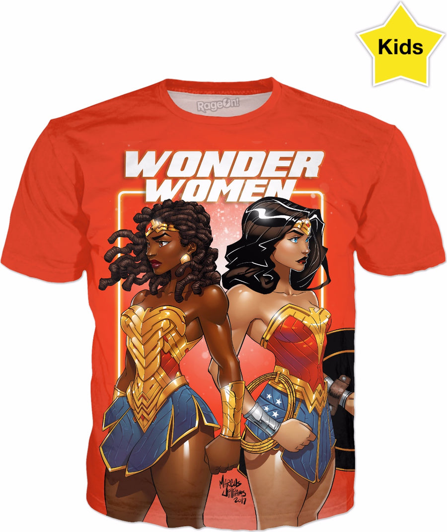 Wonder Women (Red)
