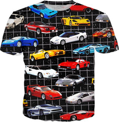 Dream Cars T-Shirt