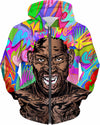 Dennis Rodman All-Over-Print Sublimated Hoodies and Sweatshirts
