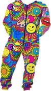 Good Vibes Hippie Onesie