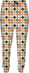 Cut the Rope Dot Pattern Joggers