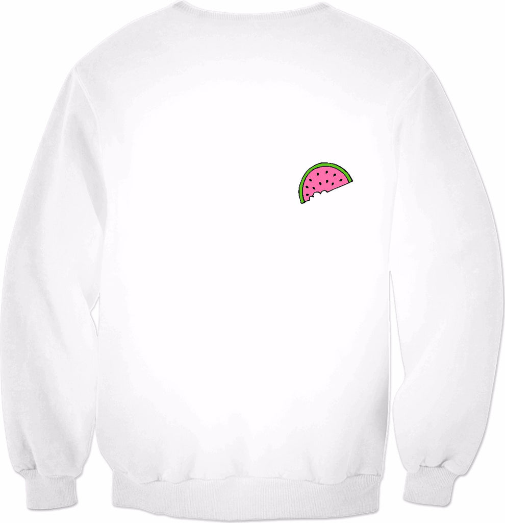Watermelon Pocket Sweatshirt
