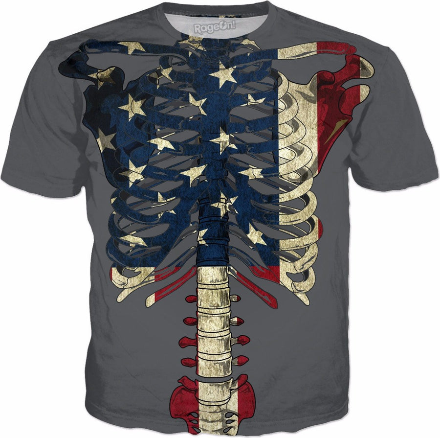 American to my bones USA