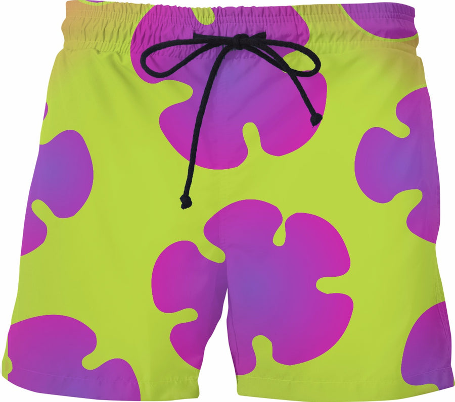 Star swim shorts (hi def)