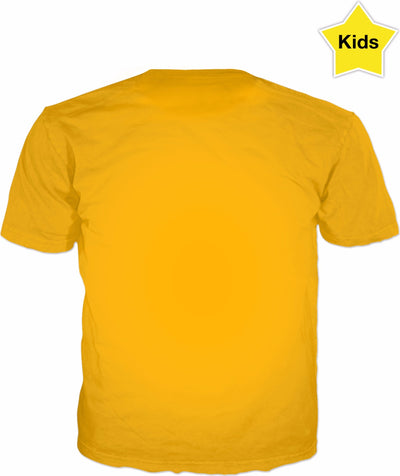 Young Heroes: Unlimited (Limited Edition Kids Shirts)- Bishop