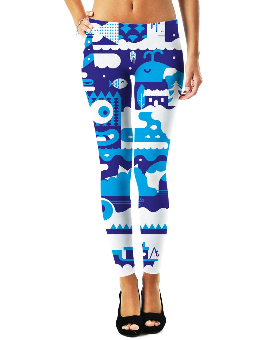 Waterlife Leggings