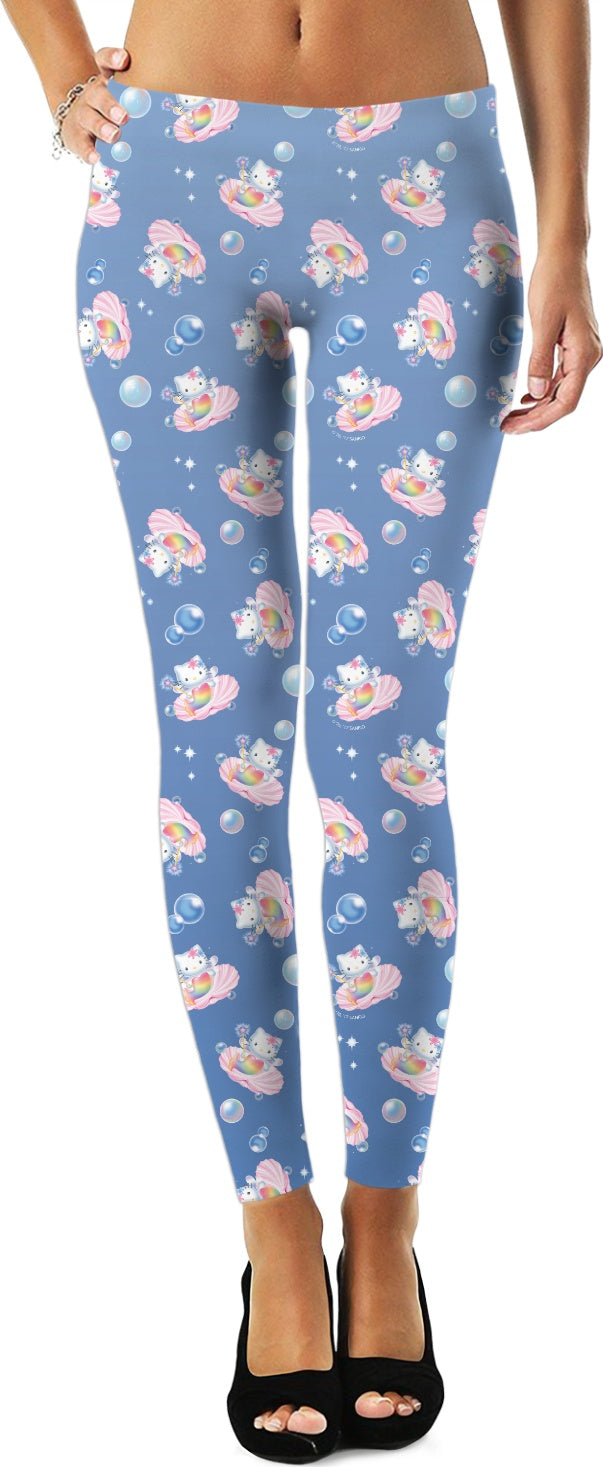 Hello Kitty 90's Mermaid Leggings