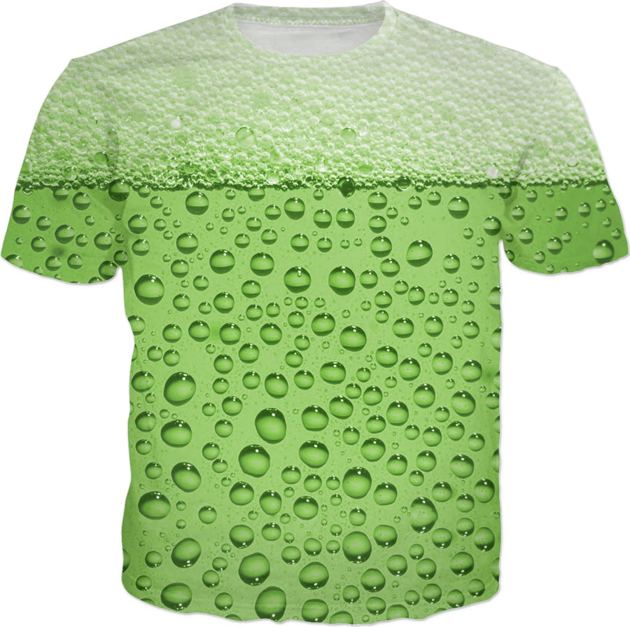 Green Beer T-Shirt